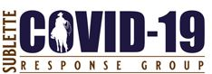 new covid website logo